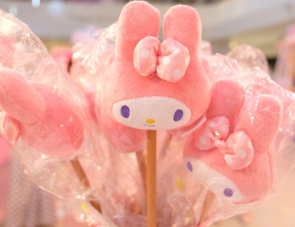 三麗鷗粉紅閨蜜期間限定店高雄