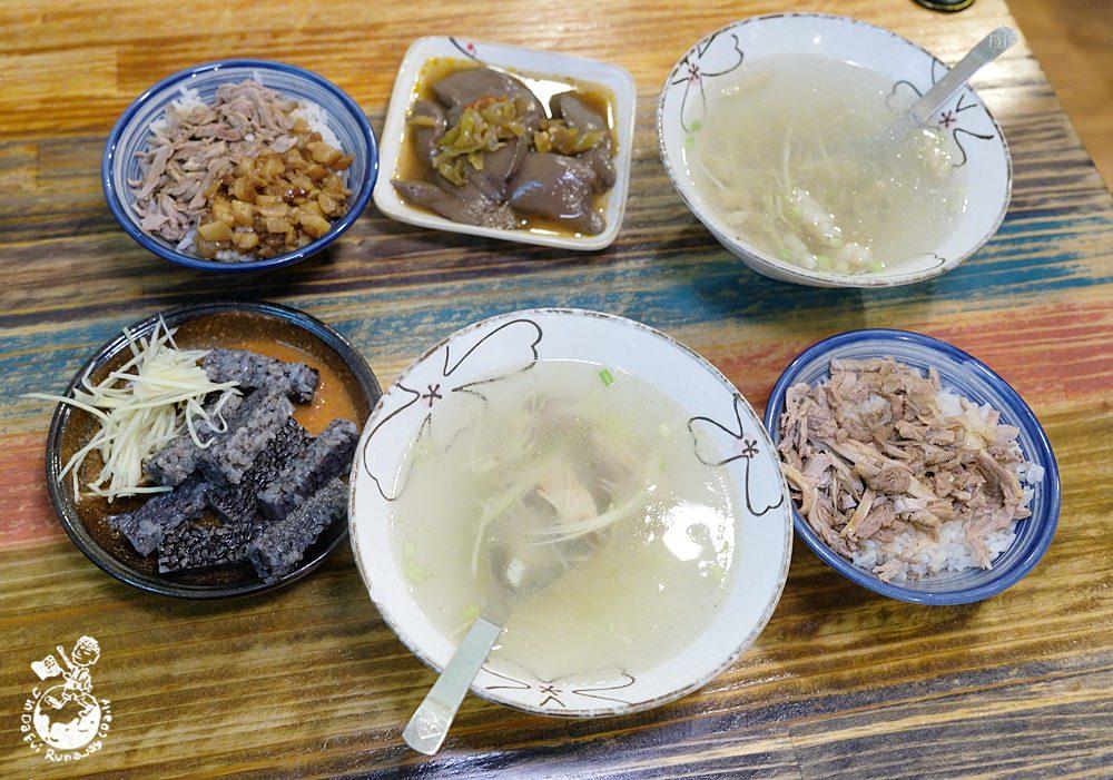 鴨寶鴨肉飯:宜蘭五結在地美食,超人氣鴨肉飯與整隻鴨腿的當歸鴨麵線