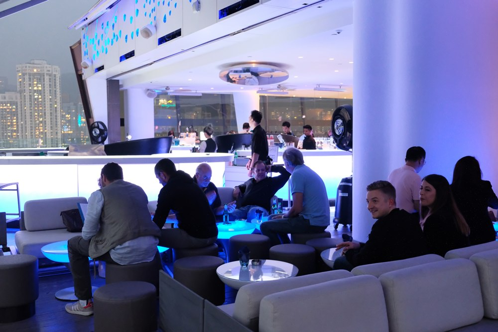 銅鑼灣高空酒吧