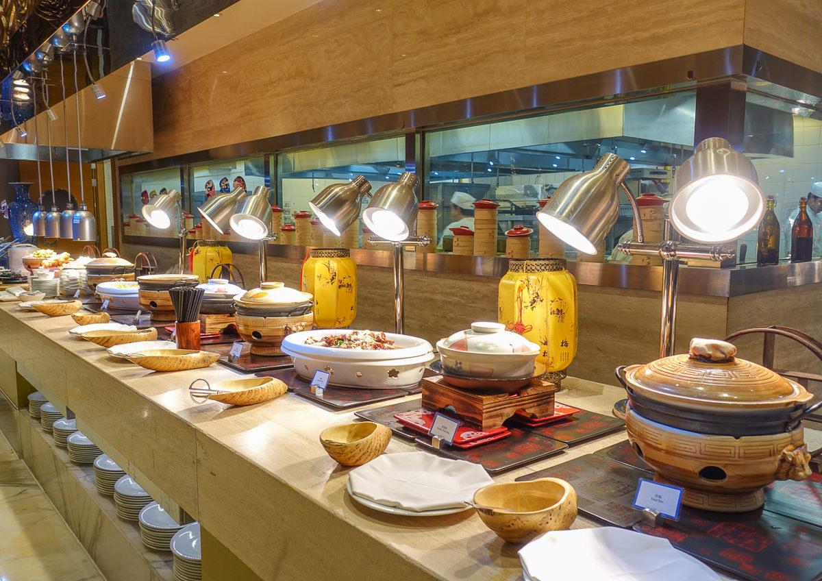 澳門銀河酒店早餐:群芳自助餐廳早餐超級豐富,口味贏過很多中式餐廳