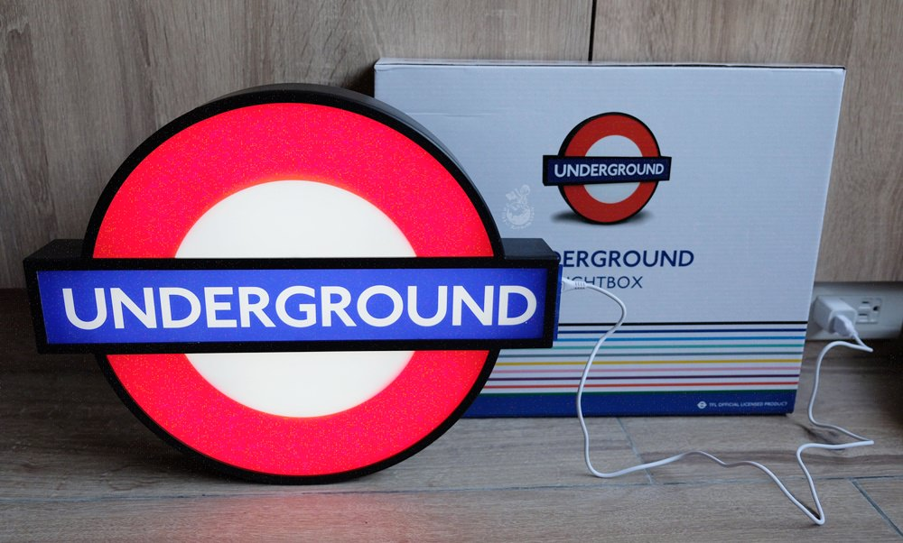 英國必買︳倫敦地鐵燈箱:最有特色的英國紀念品,倫敦交通博物館限定伴手禮