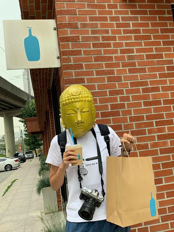 韓國藍瓶1號店