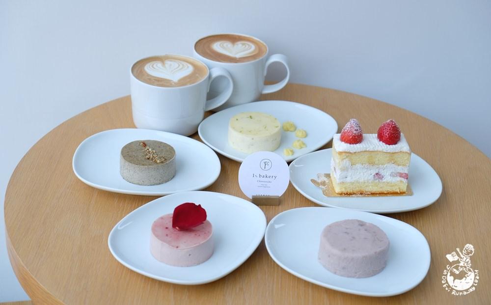 1%bakery手作乳酪蛋糕︳一吃鍾情的精緻乳酪蛋糕,也是台中伴手禮好選擇
