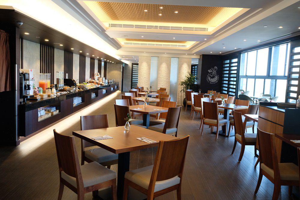 北投亞太飯店早餐
