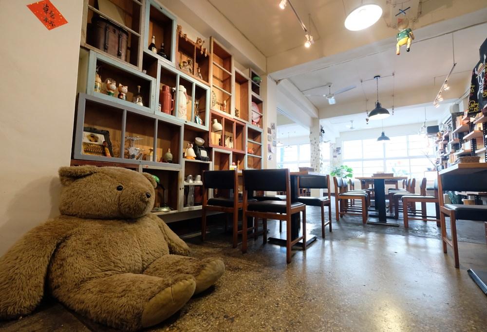 台中北區咖啡店