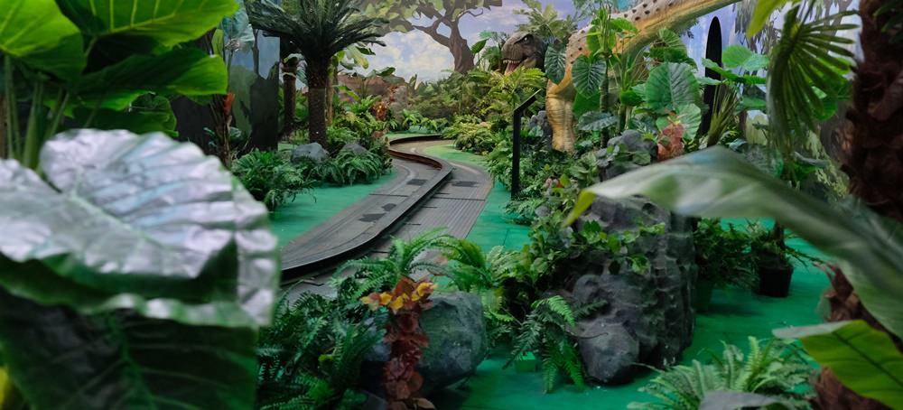 恐龍樂園台中站