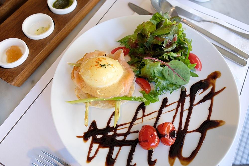 二十輪旅店大安館早餐