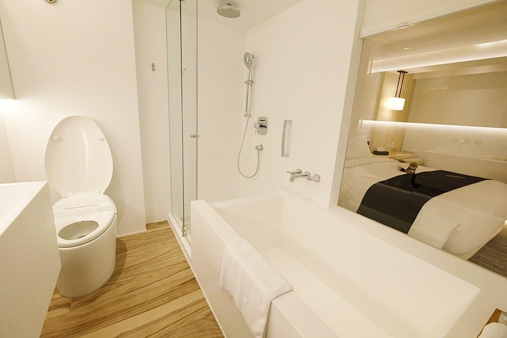 二十輪旅店房間
