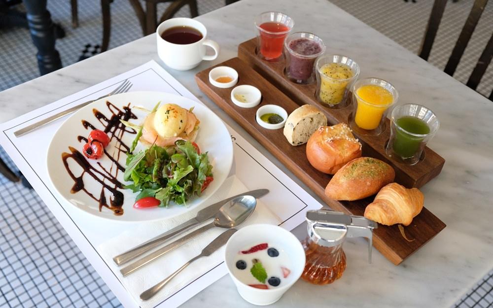 二十輪大安館早餐