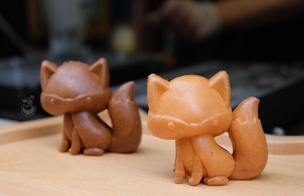 小狐狸的日嚐甜點