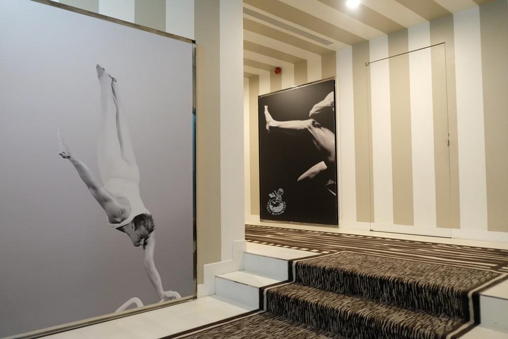 S Hotel健身房