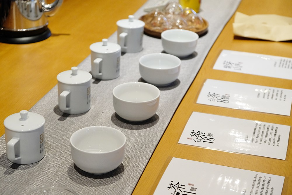 日月潭紅茶廠