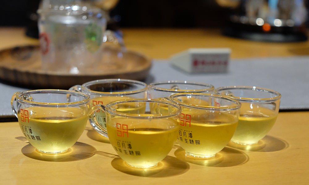 喝喝茶品茶體驗