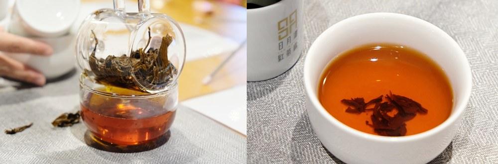 日月潭喝喝茶