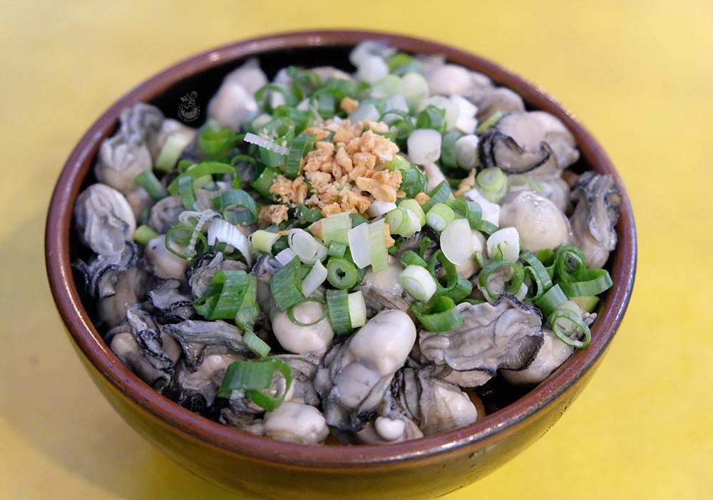 台北蚵仔滷肉飯