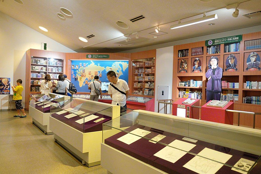 柯南博物館
