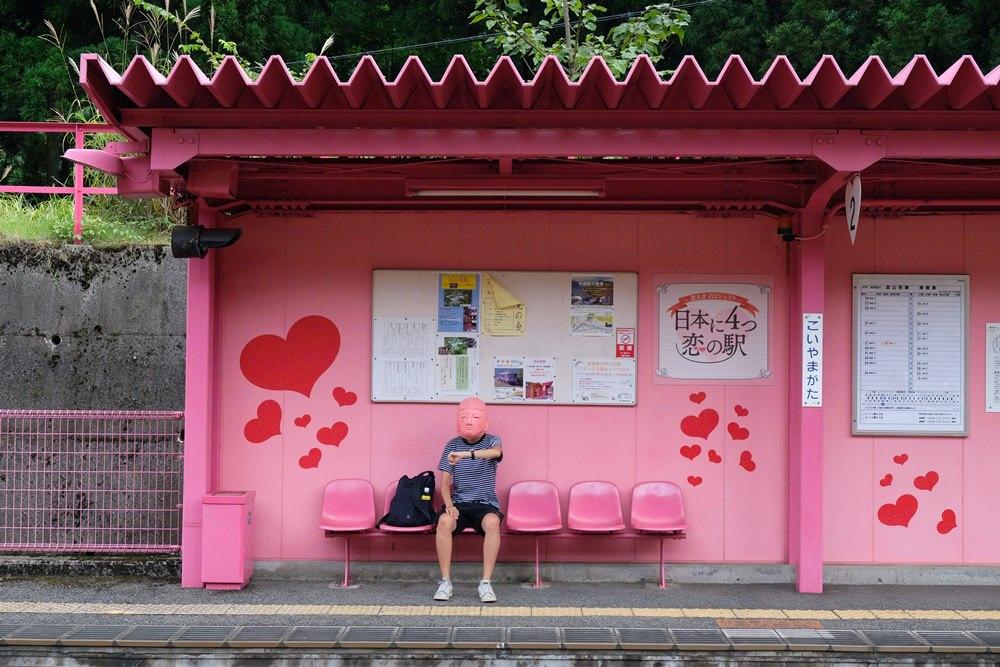 鳥取戀愛車站