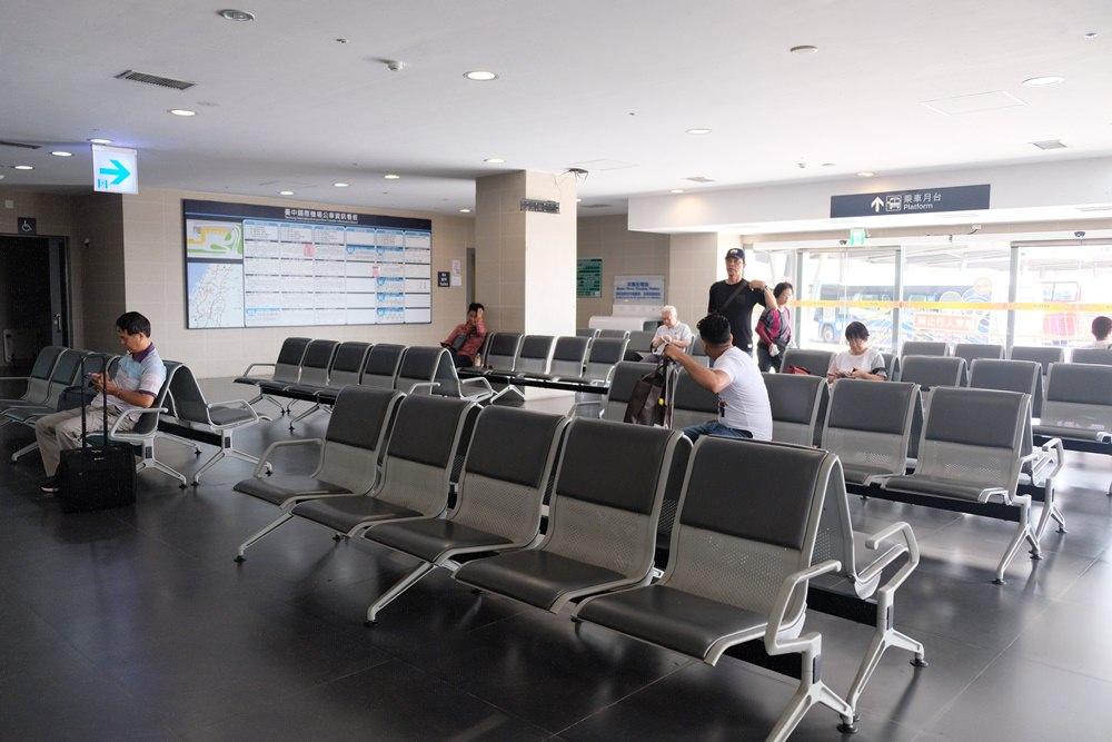台中機場怎麼去