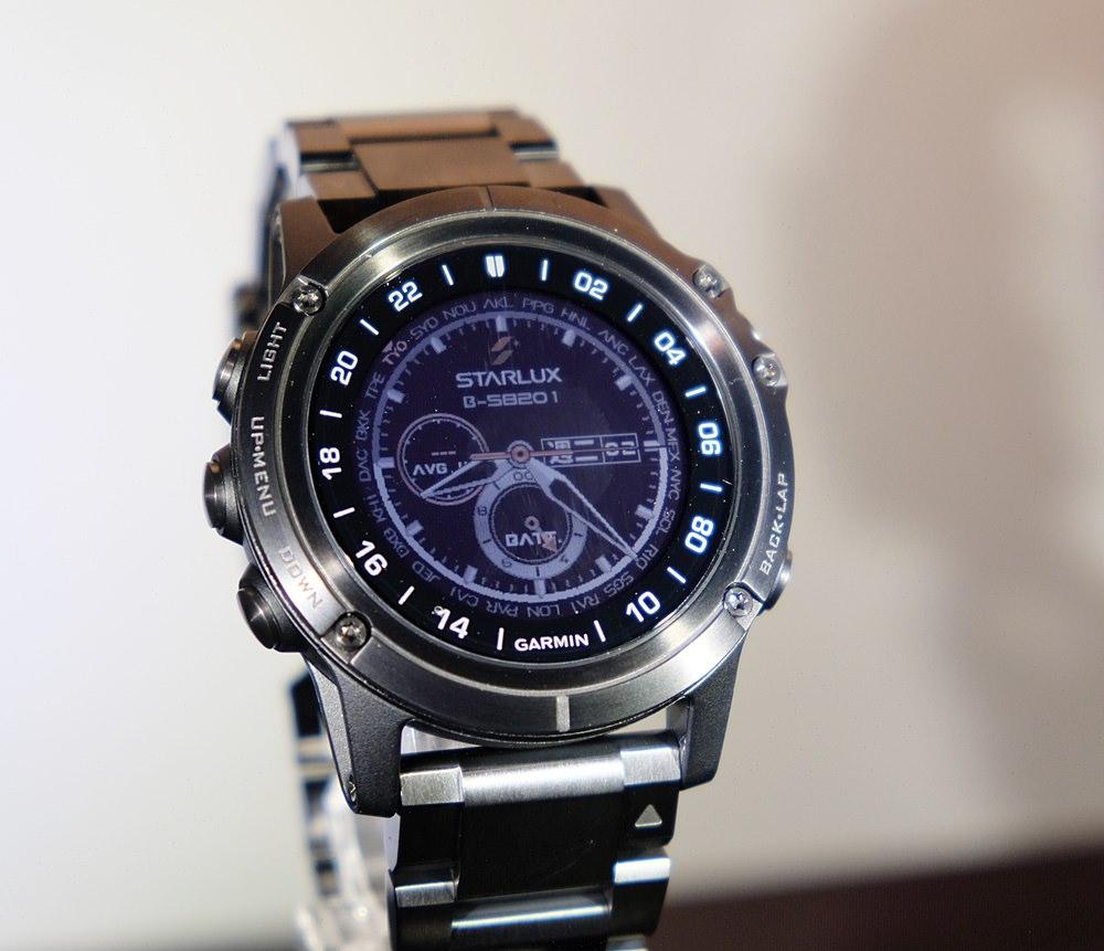 星宇航空手錶