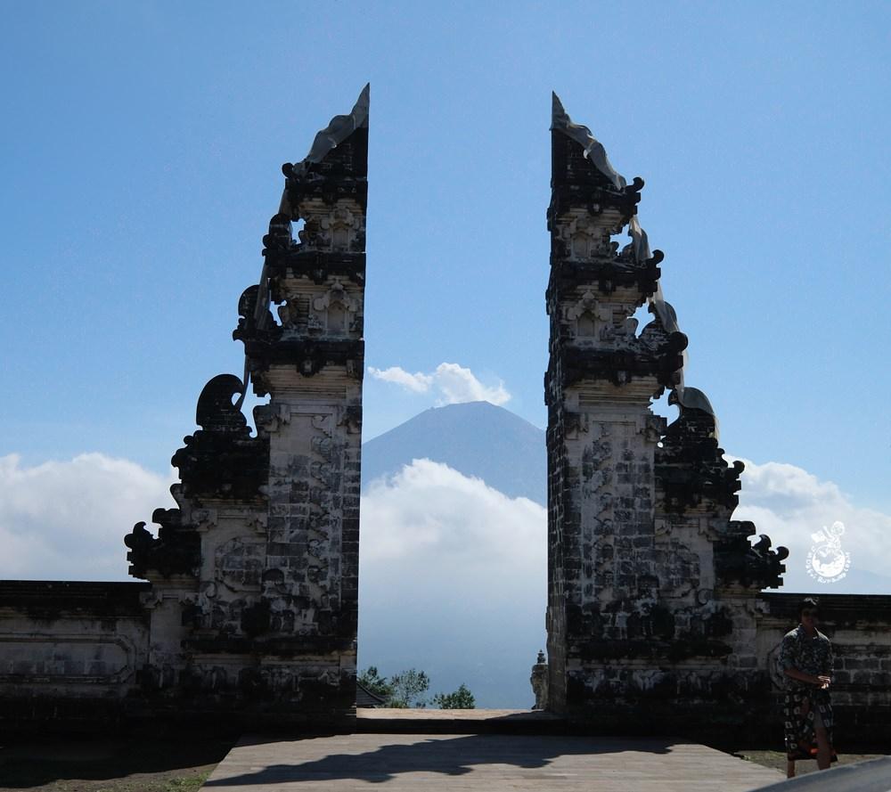 巴里島天堂之門