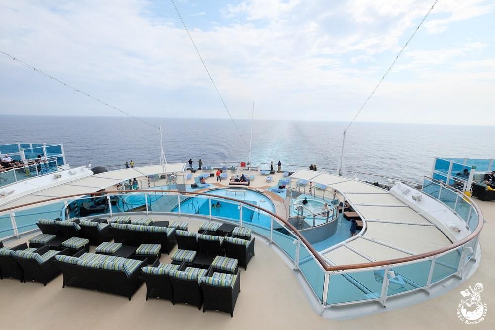 歌詩達郵輪威尼斯號行程