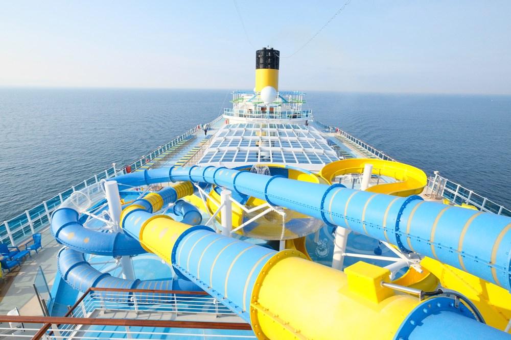 歌詩達郵輪威尼斯號2020行程