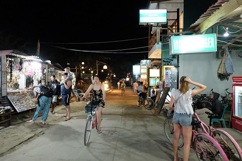 吉利島夜市 富泰旅遊