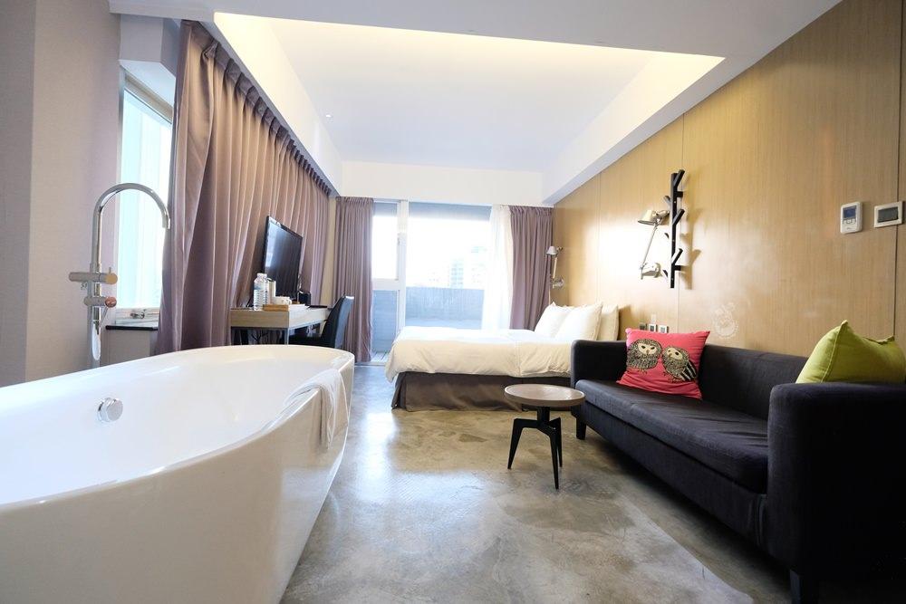 承億文旅台中鳥日子:3000元有找的台中住宿(設計旅店)