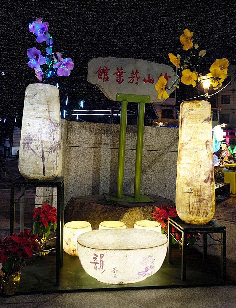 2020南投竹山燈會竹藝燈