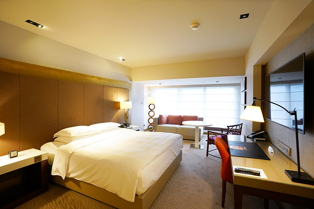 台北君悅酒店Grand Hyatt Taipei︱101旁邊、信義區五星級飯店,台北跨年住宿推薦君悅101景觀房!