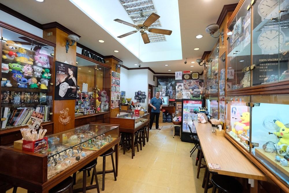 姜家麵平和堂錶店︳混蛋麵只在員林老鐘錶行吃得到,隱藏版員林美食