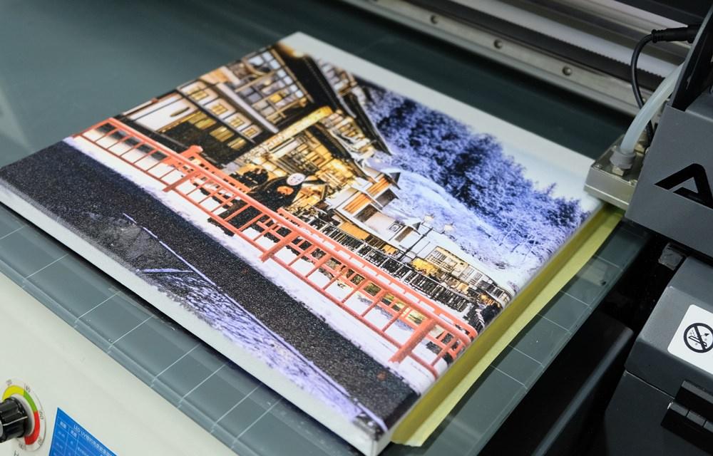客製化無框畫印刷體驗-UV直噴機推薦