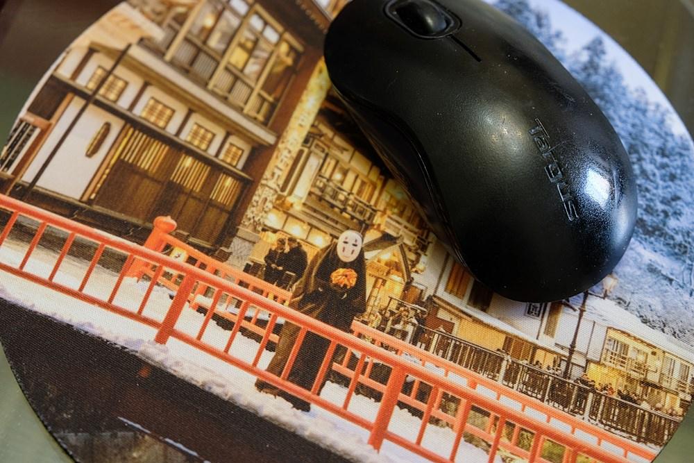 客製化滑鼠墊成品展示-熱轉印機推薦