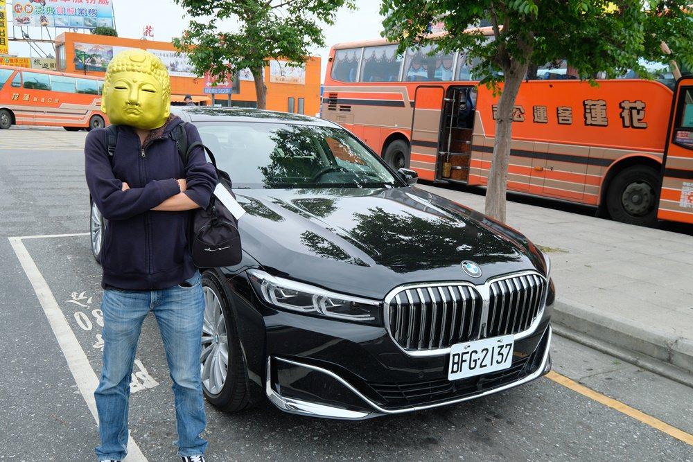 太魯閣晶英酒店BMW專案:BMW X4載你爽玩花蓮,還幫你準備野餐盒