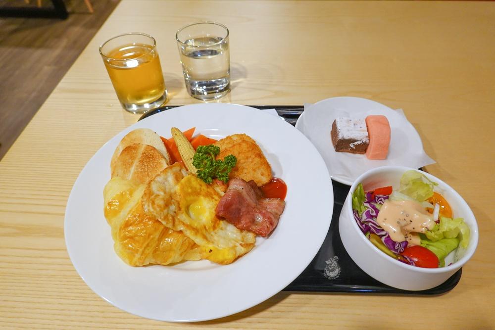 宜必思台北建北酒店早餐