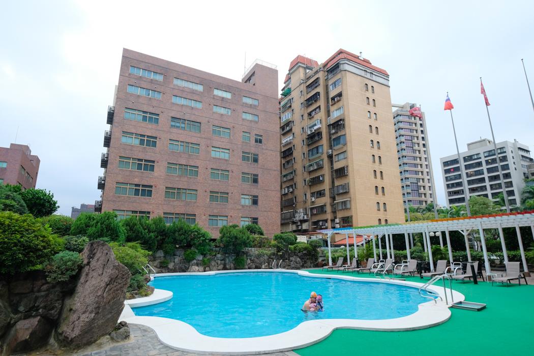 台北泳池飯店