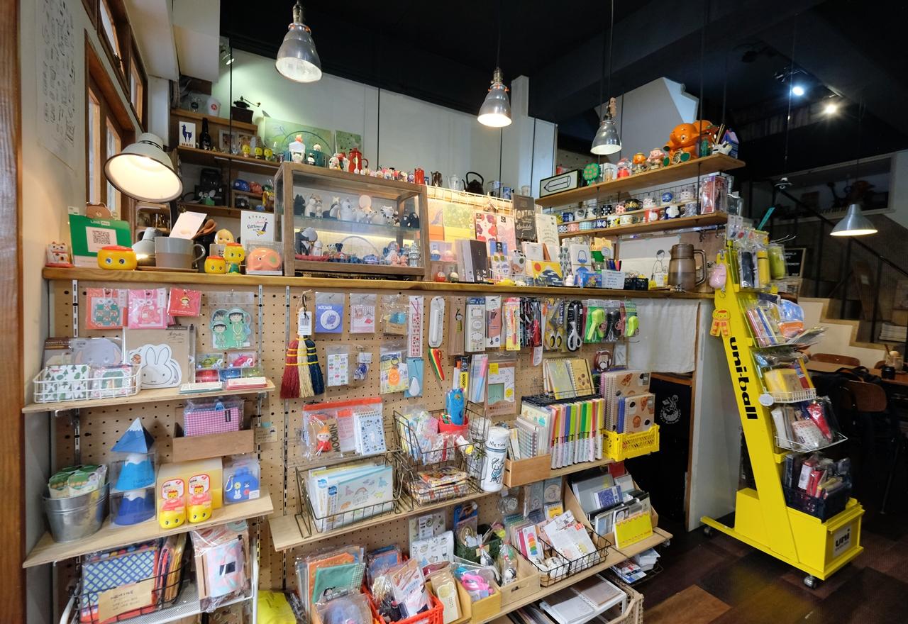 Dadala cafe&stationery︱隱藏在嘉義咖啡廳的日系文具店,文具控的天堂