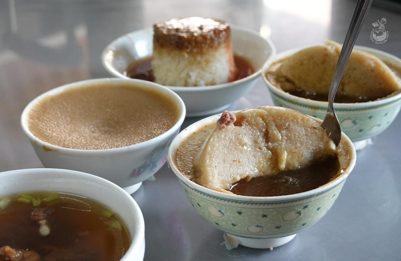 華南碗粿︱近70年的老字號嘉義美食,早餐就來吃碗粿和米糕吧(華南碗粿菜單)