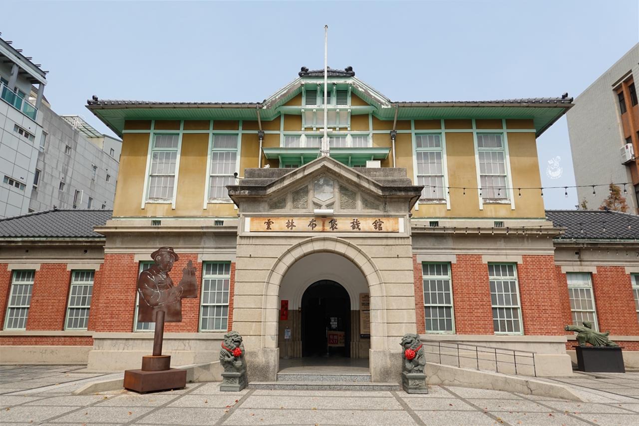雲林布袋戲館︱免門票虎尾景點,展示雲林布袋戲文化、保留日治警察拘留所(天天開放)