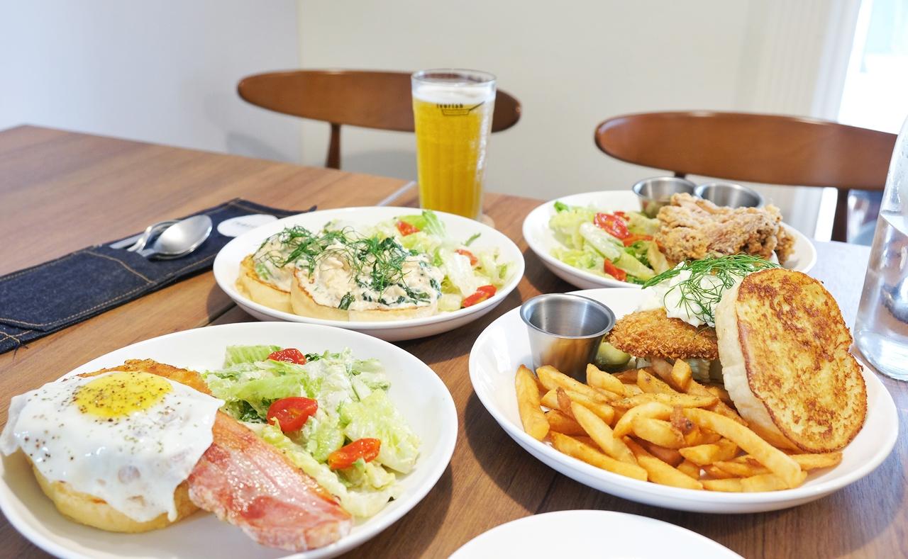 Ivorish台中精誠店︱精誠路美食+1!東京超人氣法式吐司,早午餐甜點新選擇