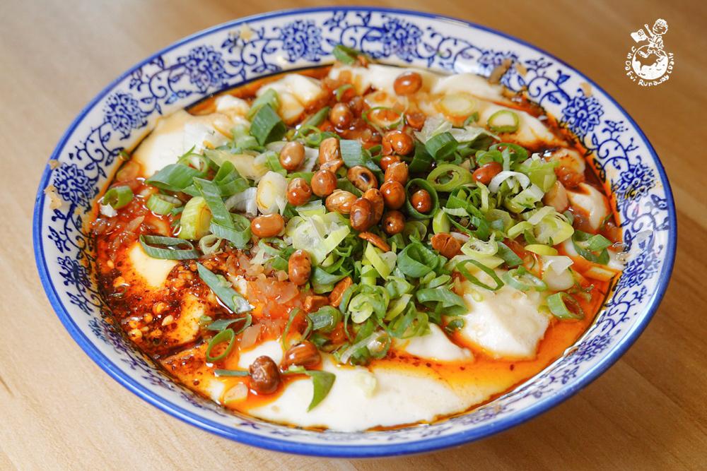 成都日嚐︳一吃就愛上的大里美食,四川涼粉、甜水麵、麻辣皮蛋都好吃