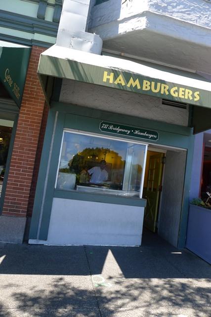 【舊金山。食】Sausalito的HAMBURGER