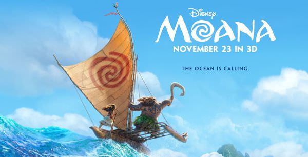 電影︱海洋奇緣 ,迪士尼公主不再需要王子,公主即是英雄