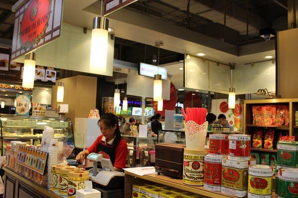【曼谷。飲】泰國手標茶Number One Brand // 一喝即成癮的泰國當地老品牌