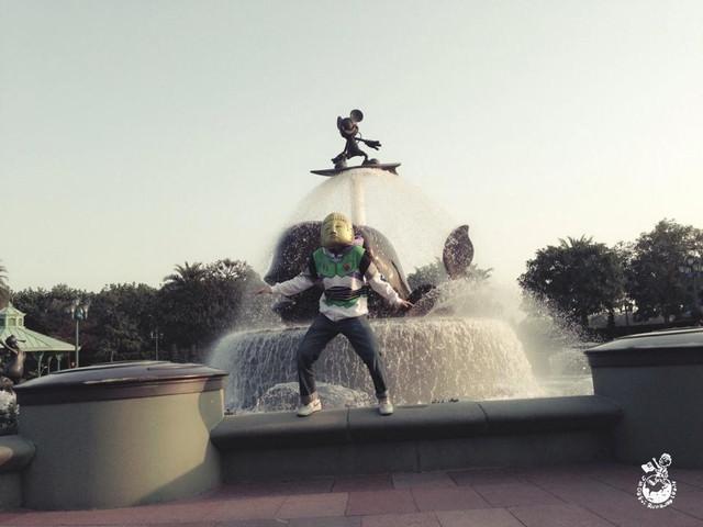 【香港】Hong kong Disneyland 最小的迪士尼樂園