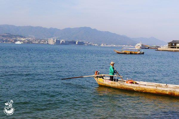 【廣島】日本三景之一 — 宮島//世界遺產之嚴島神社海上大鳥居