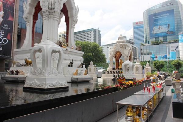 【曼谷。信仰】愛神&象神