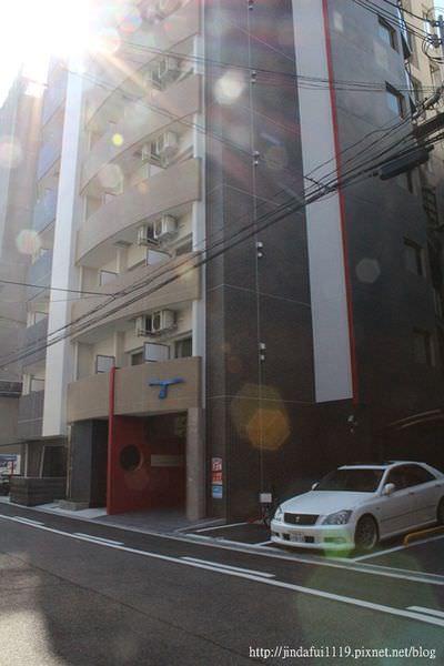 【大阪。住】北梅田日租套房(省旅費的好選擇之一!)