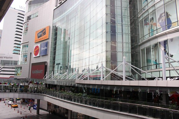 【曼谷。逛】Terminal 21 // 在百貨公司環遊世界