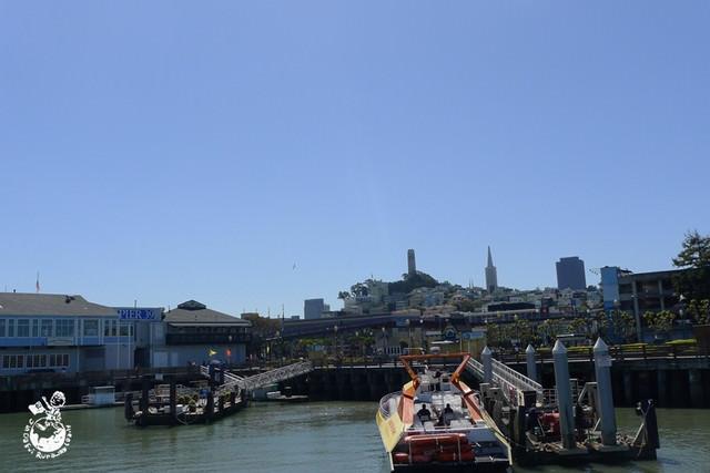【舊金山】Sausalito小鎮